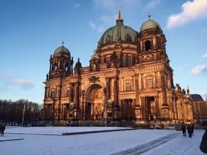 The Berliner Dom (Berlin Cathedral)